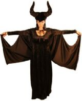 Malificent Evil Stepmother Halloween Costume